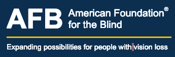 Photo/ Image Courtesy of: American Foundation for the Blind (AFB)