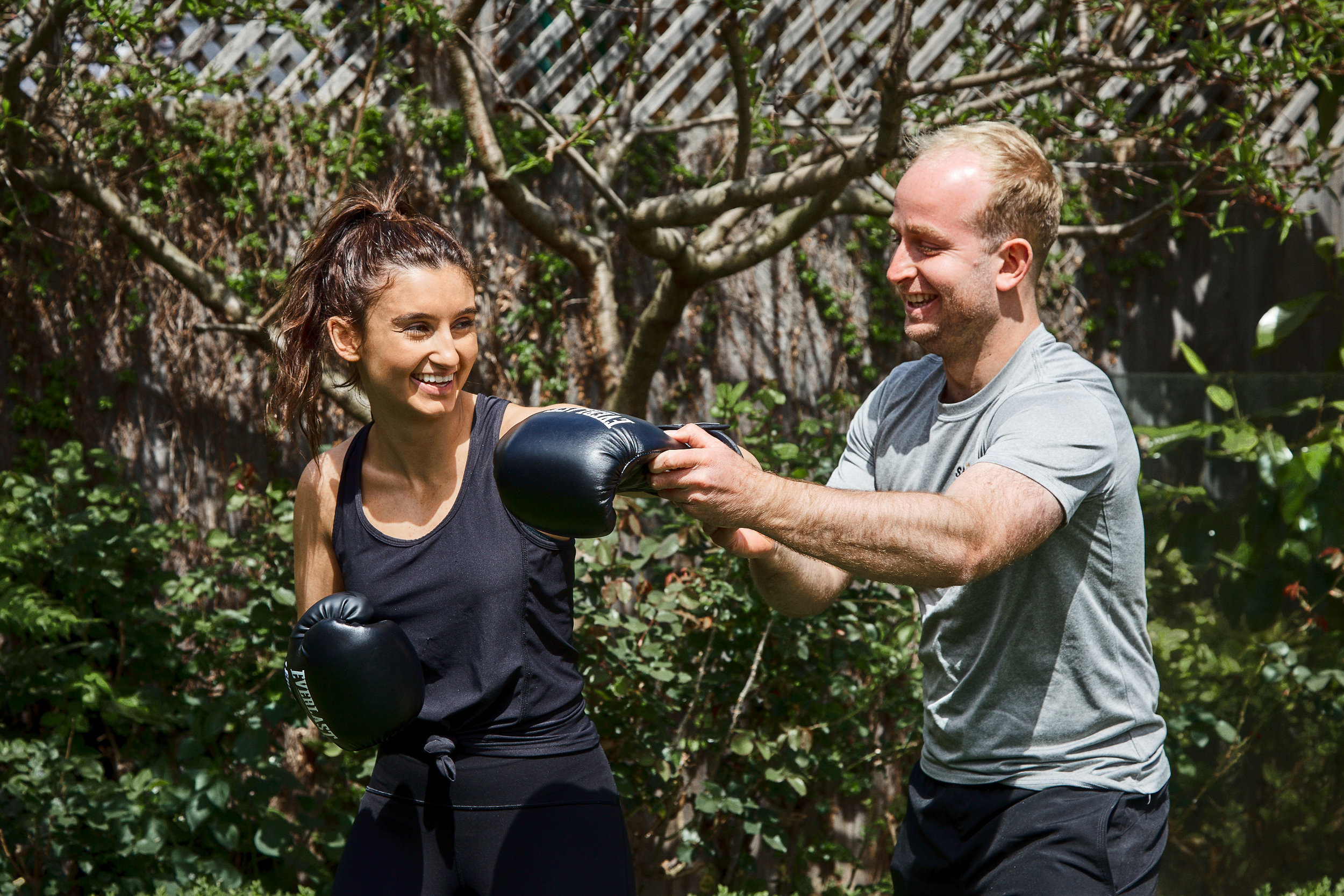 Private Personal Training with Saint Fitness Melbourne Mobile Personal Training