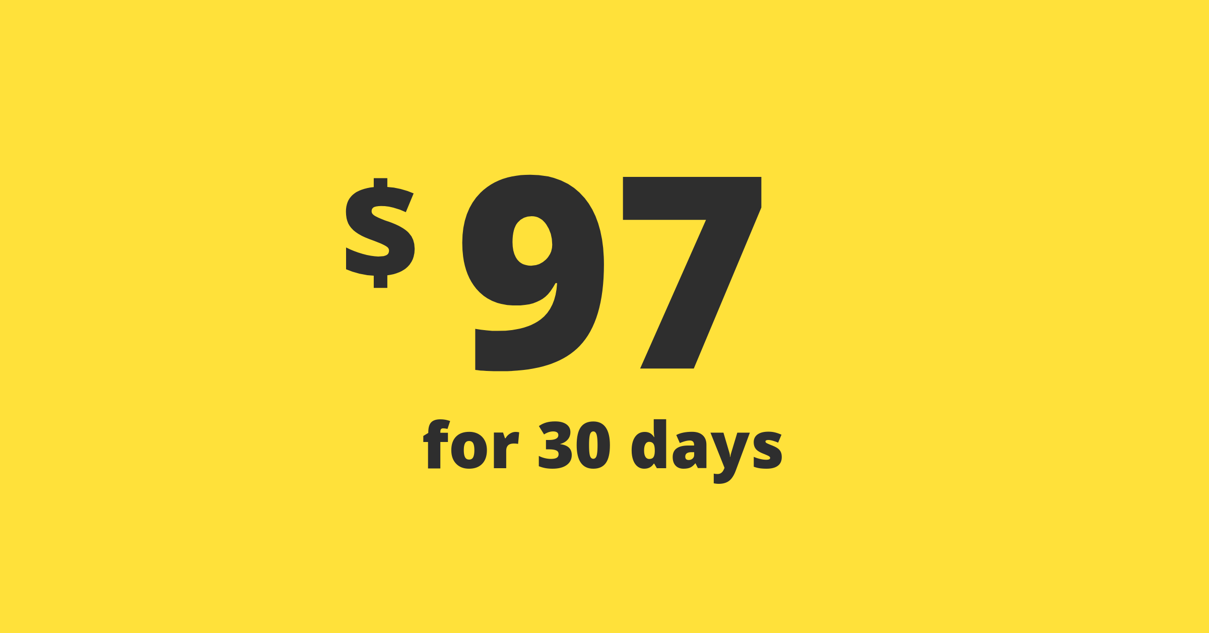 FIT-IN-30 KICKSTART PROGRAM - $97 FOR 30 DAYS✔ 4 personal training sessions✔ Free group sessions✔ Nutritional guidance✔ Fitness testing & accountability✔ $99 gift voucher for friend or family