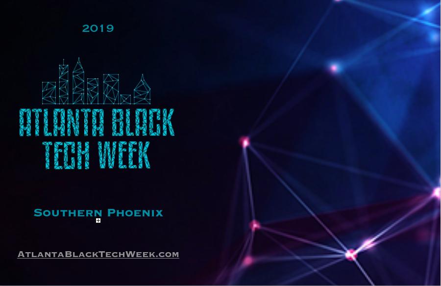 Presentation Design made for Atlanta Black Tech Week
