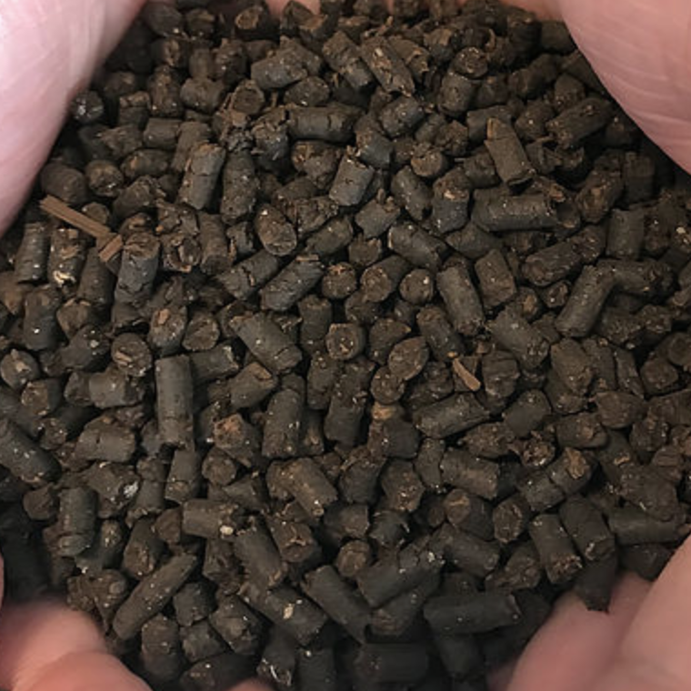 Organic Carbon Pellets -