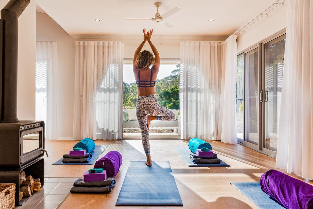 - Wellbeing retreats