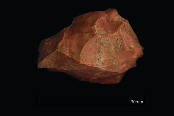 Red+Chert+Core+with+scale.jpg