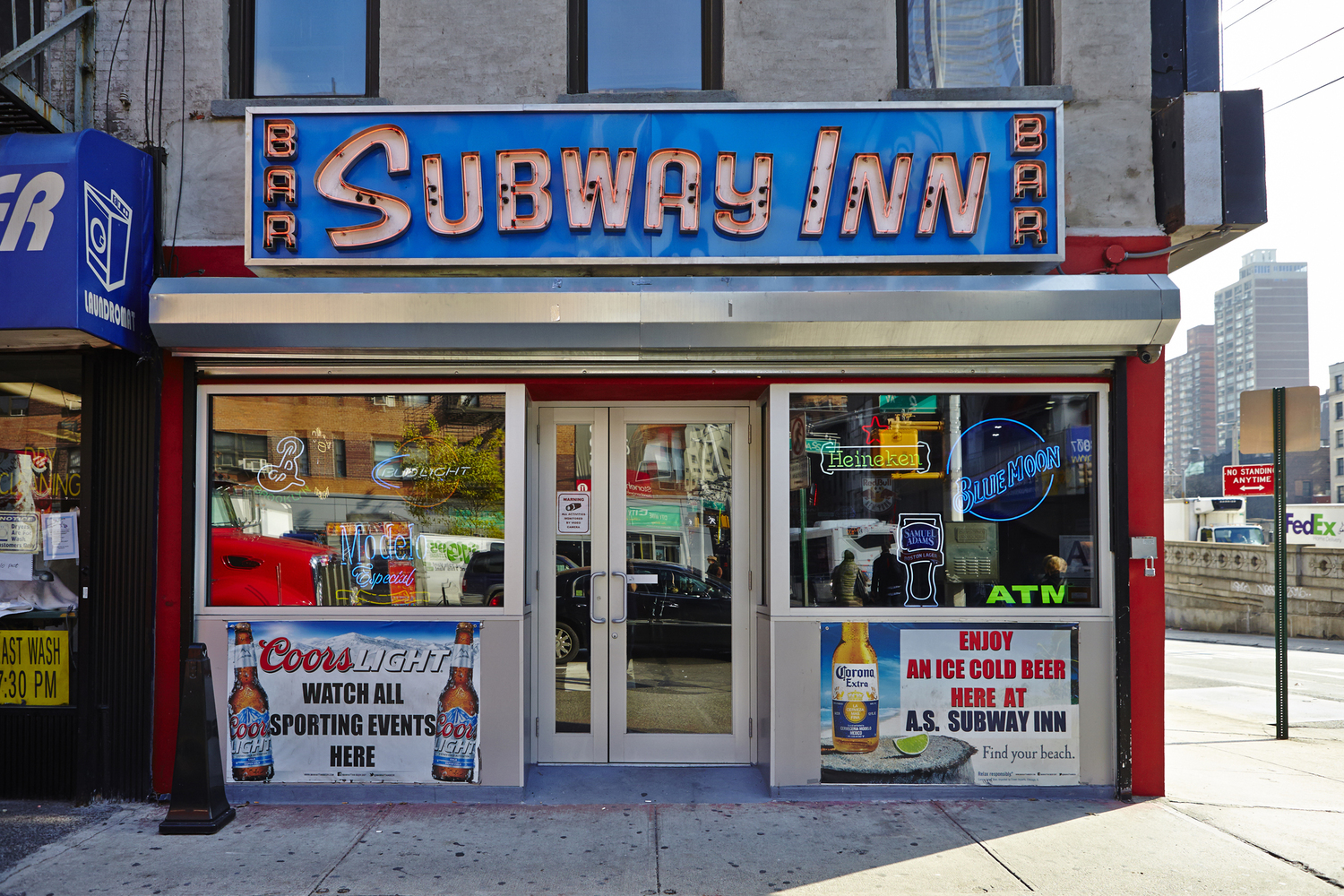 The Best Dive Bars in Manhattan - InStyle.com, March 2016photo by Franny and Albert