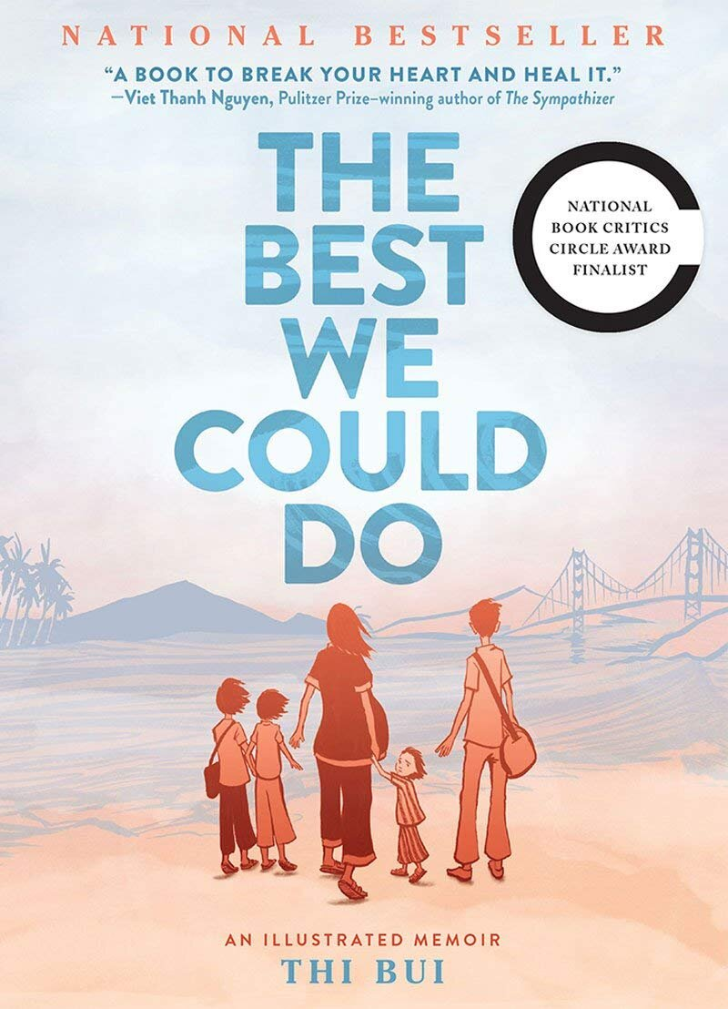 The Best We Could do (2017):   Tui Bui, a refugee of Vietnam War, tells her family story to reshape people's perspectives on this sensitive history topic.