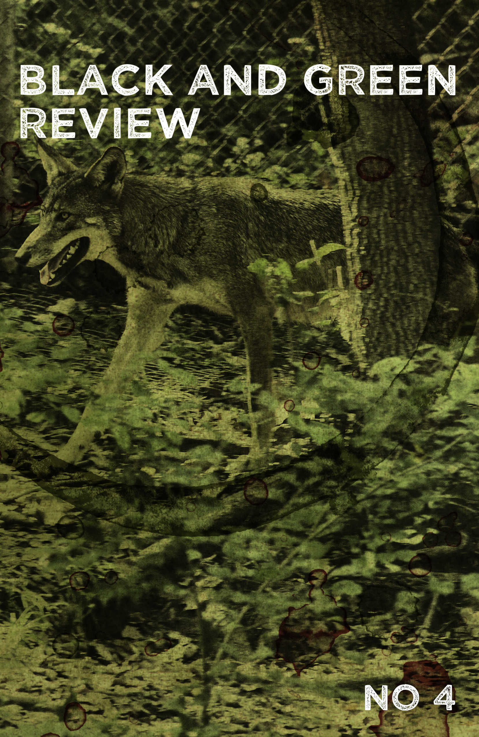 Black and Green Review no 4 - No 4, Winter 2016. 216 pages, printed on recycled paper. Book version is sold out. Click here to buy the EBook. Opening Editorial - Kevin TuckerESSAYSFear Factor - Sky HiattMaps - Natasha AlvarezTowards a Feral Future - Four Legged HumanModernity Takes Over - John ZerzanSociety Without Strangers - Kevin TuckerDISCUSSIONSResponseFrequently Made Assertions - Kevin TuckerOffshore Wind - Ian SmithMeans and Ends - Kevin TuckerMeaning in the Age of Nihilism - John ZerzanWithout Adoration - Sine CultusMoralism: A Technological Problem? - Kevin TuckerFIELD NOTES FROM THE PRIMAL WARTrue Crime Case Files: Shutting Down the Tar Sands PipelinesShutting Down the Dakota Access PipelineStemming the Tide - Cliff HayesEcology of a Bubble - Kevin TuckerThe Hidden Ones from Ishi in Two WorldsREVIEWSBecoming NatureTwo European Thinkers to the Rescue - John ZerzanChildren of the New World