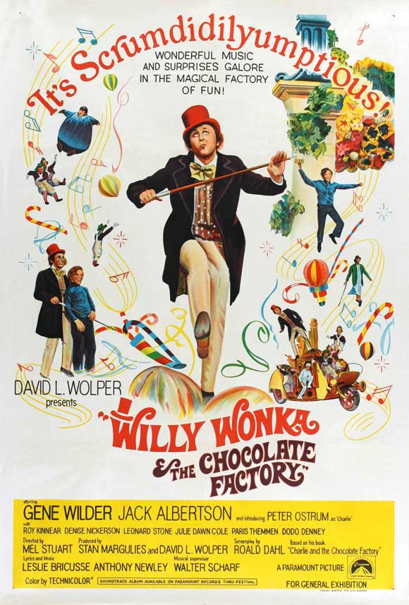 PI Podcast EP6: Glass Ceilings (Willy Wonka and the Chocolate Factory)