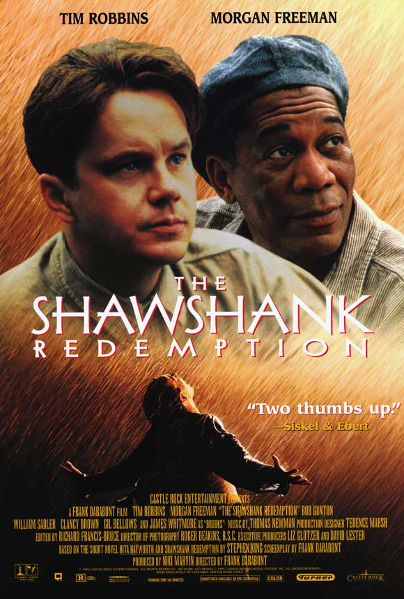PI Podcast EP5: A Solitary Sentence (Shawshank Redemption)