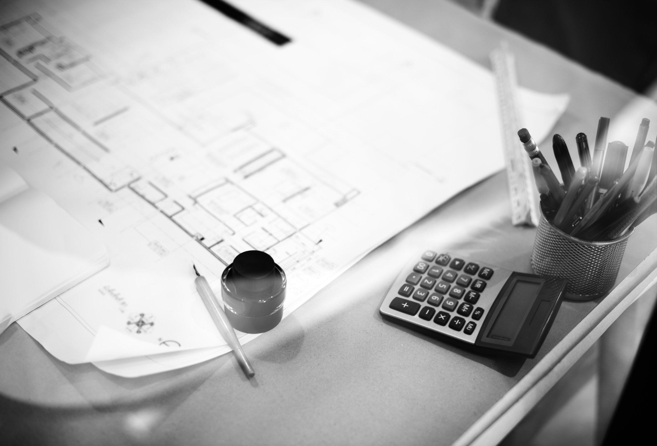 PRE CONSTRUCTION -