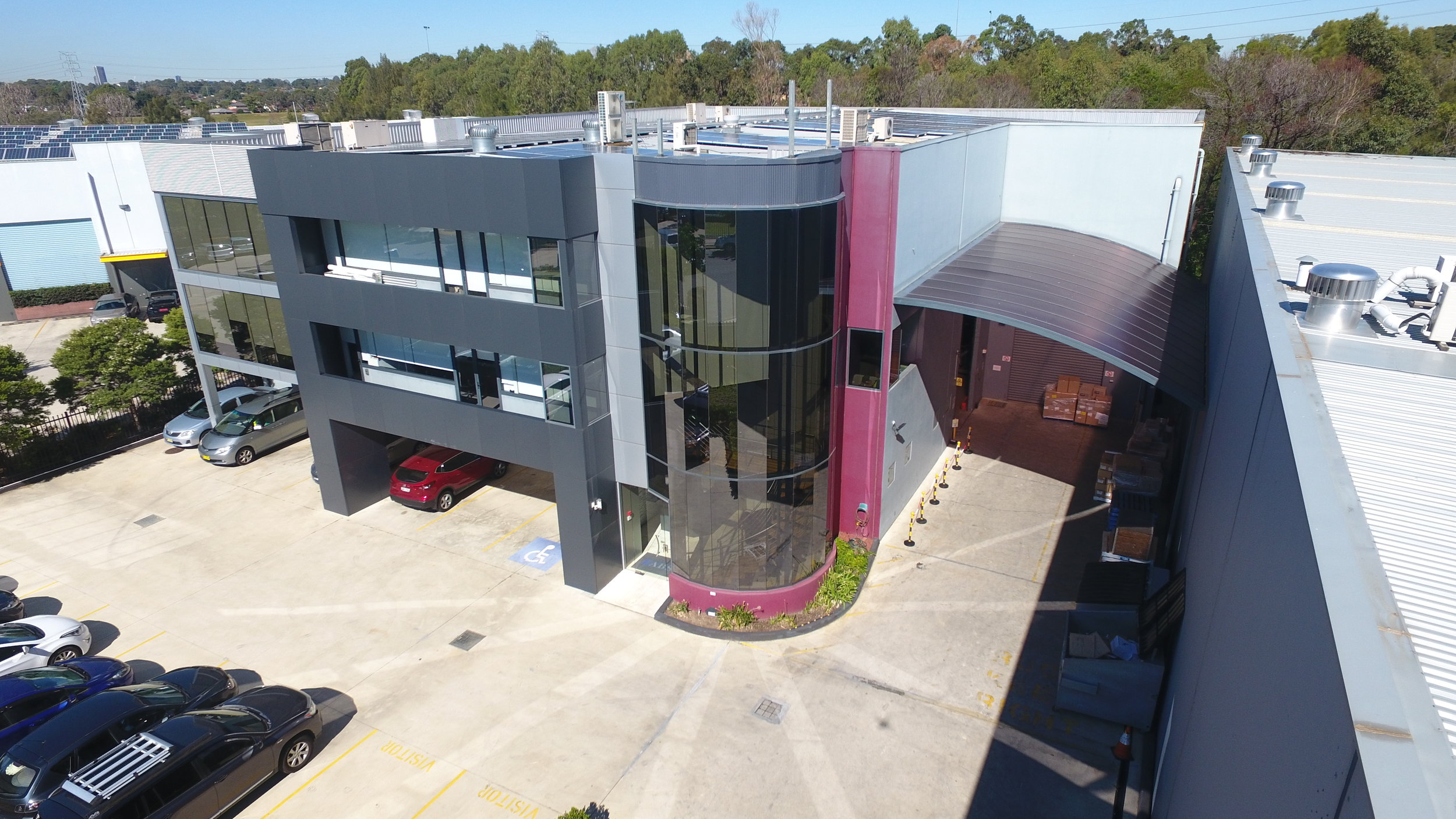 Commercial Offices - LOCATION: SEVEN HILLS