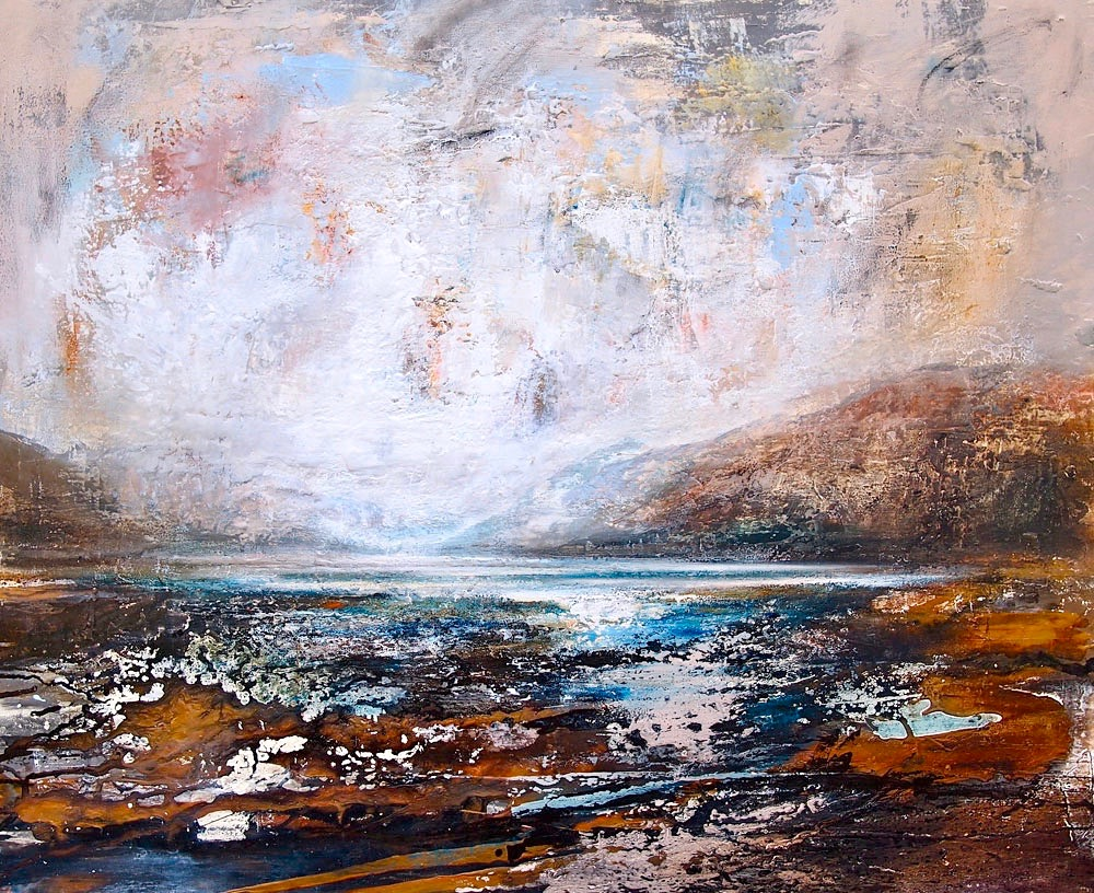 Copy of Mawddach Estuary 90 x 110 cm