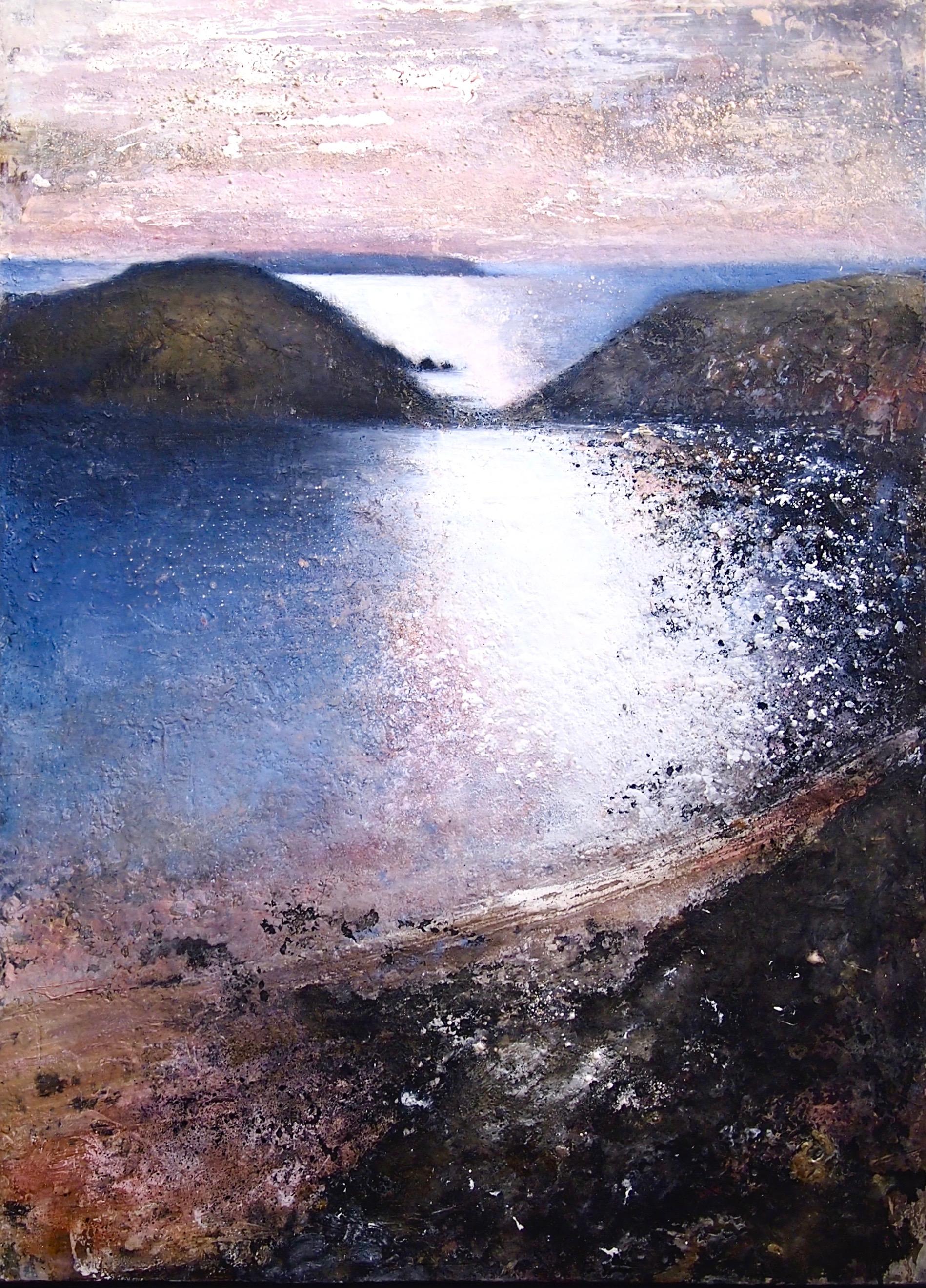 Gateholm Island Marloes - 110 x 80 cm