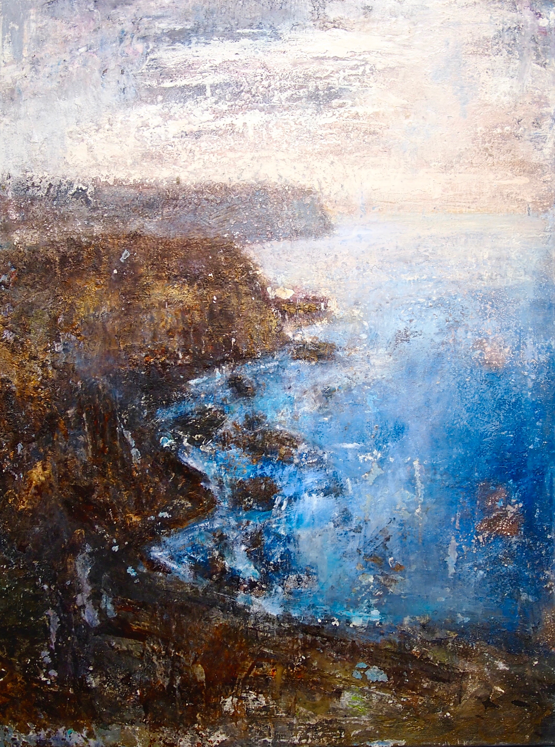 St. Govans Head, Pembrokeshire Coast - 80 x 60 cm