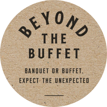 Neat! This catering service is all you can eat? You are almost right! The FoodPunks buffet formula is the cream of the crop. We go beyond the expected!