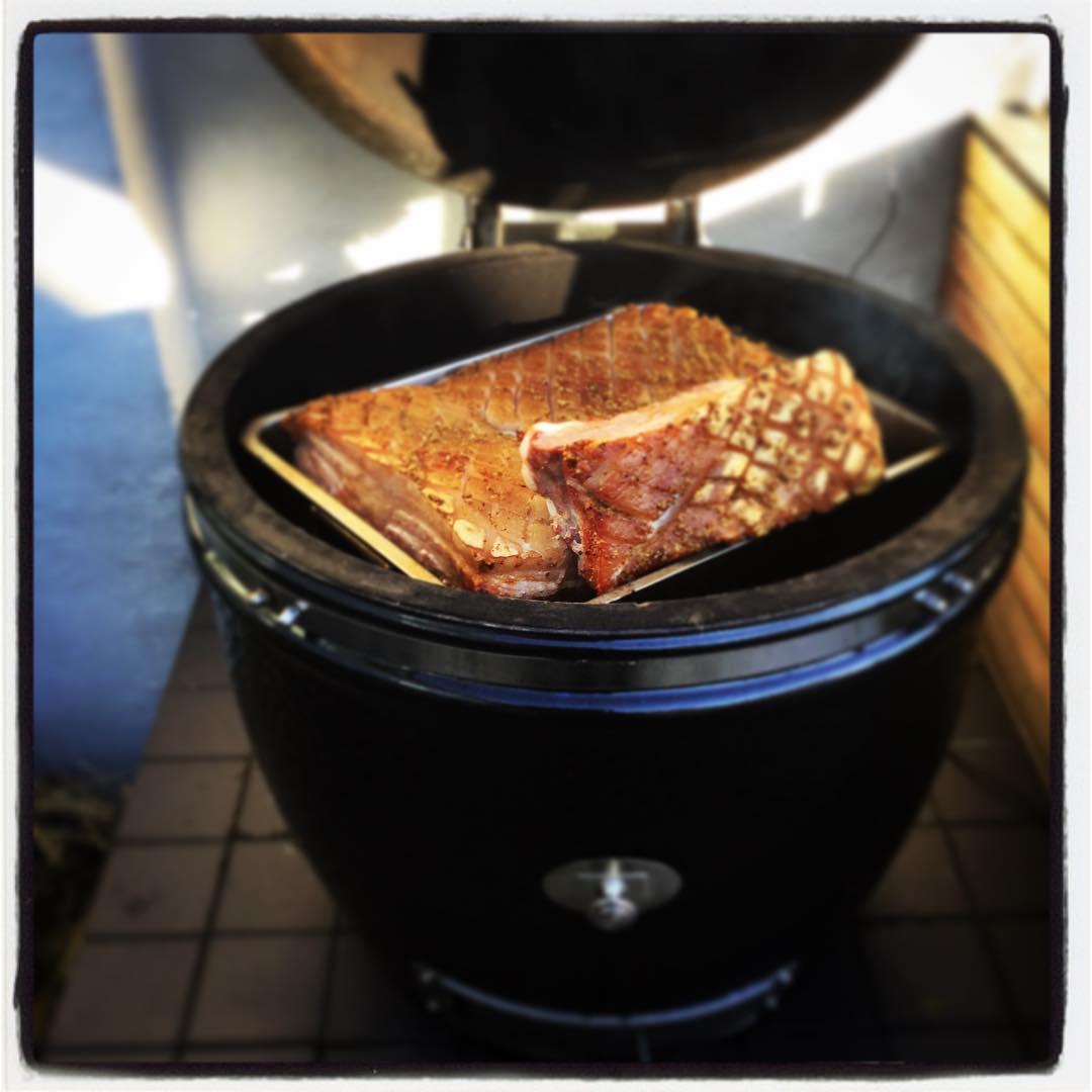 kamado prep for pork belly ramen.jpg
