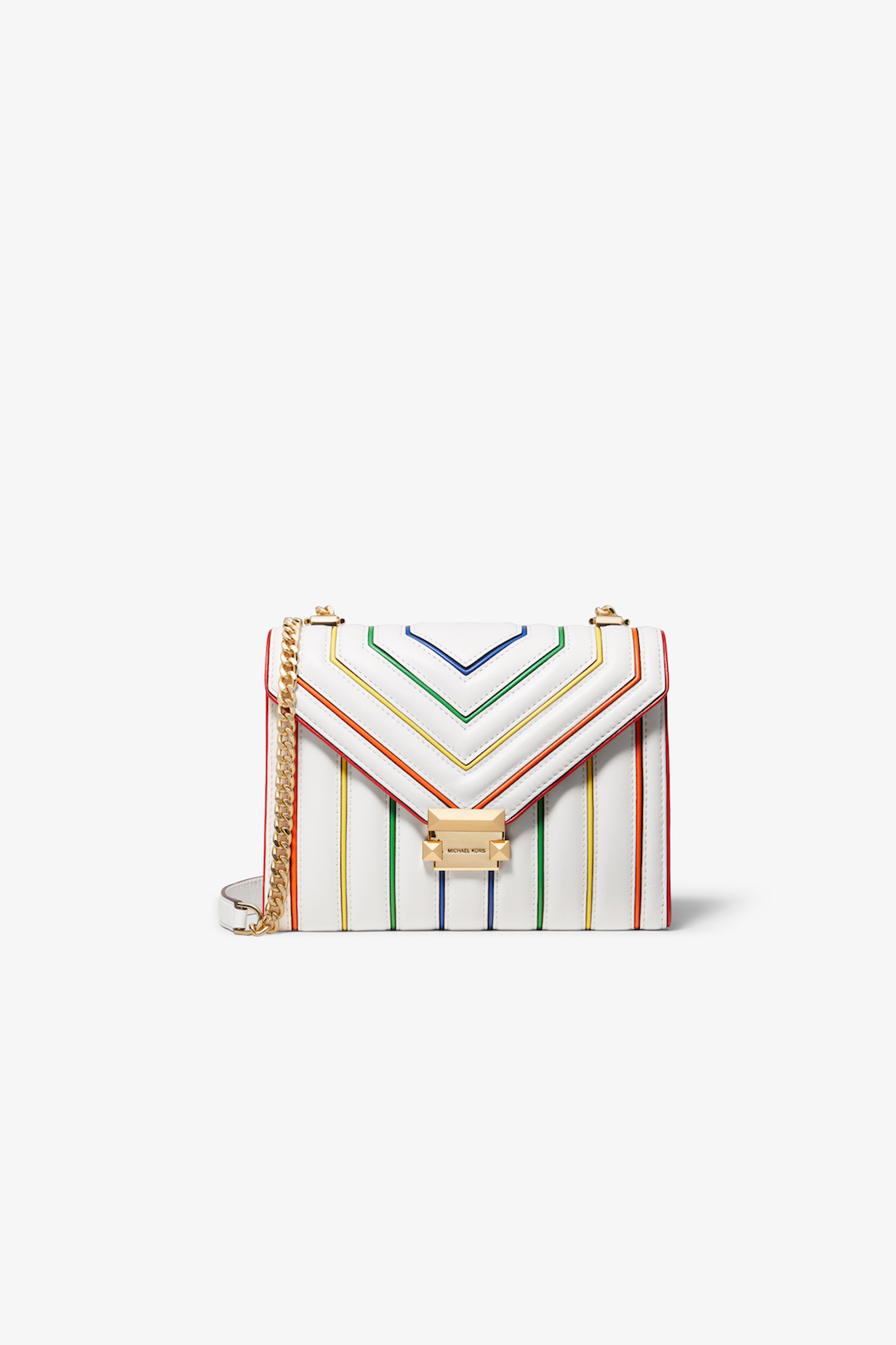 MICHAEL Michael Kors Rainbow Quilted Leather Whitney Shoulder Bag.jpg
