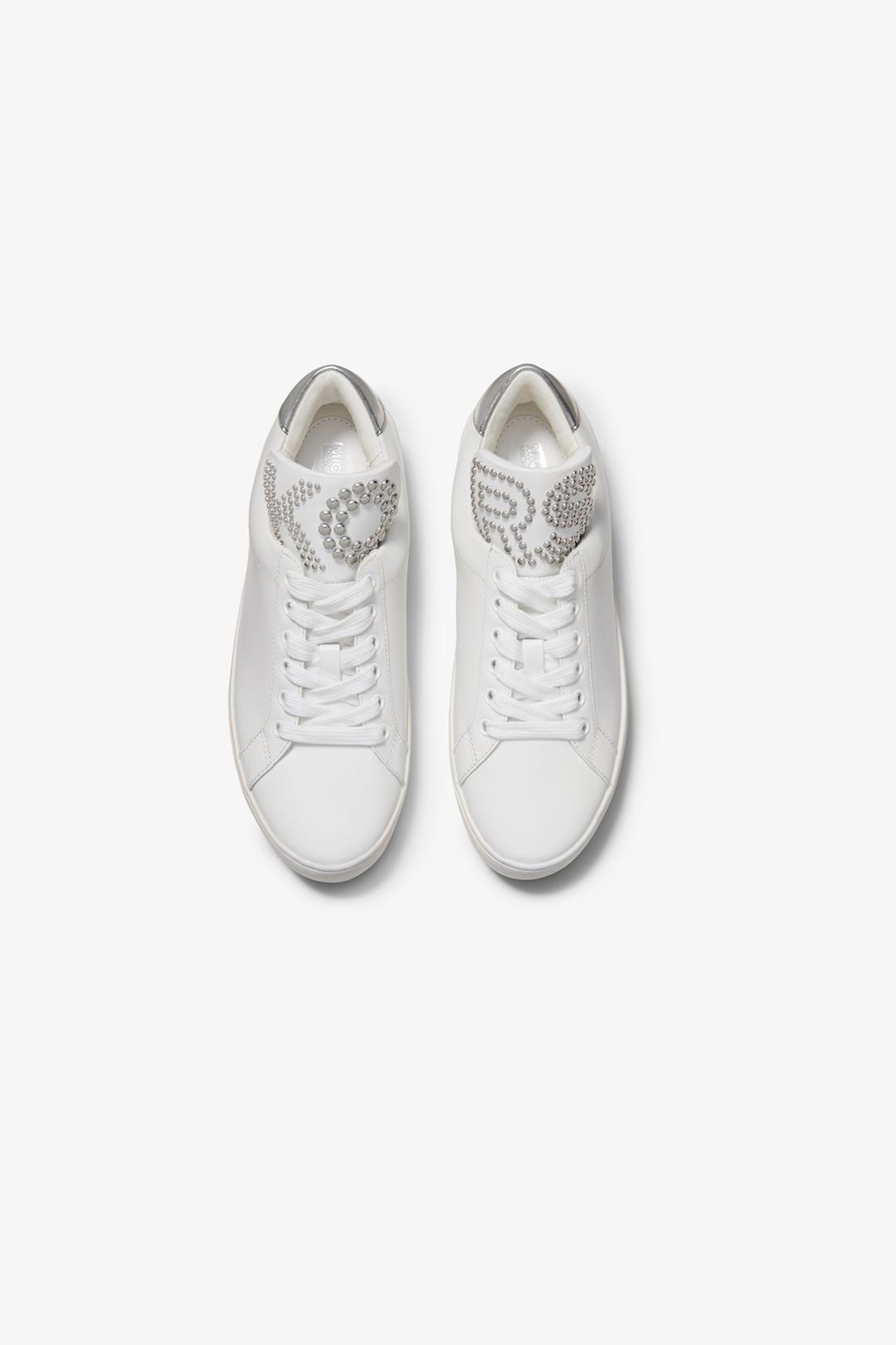 MICHAEL Michael Kors White Studded Leather Mindy Sneaker.jpg