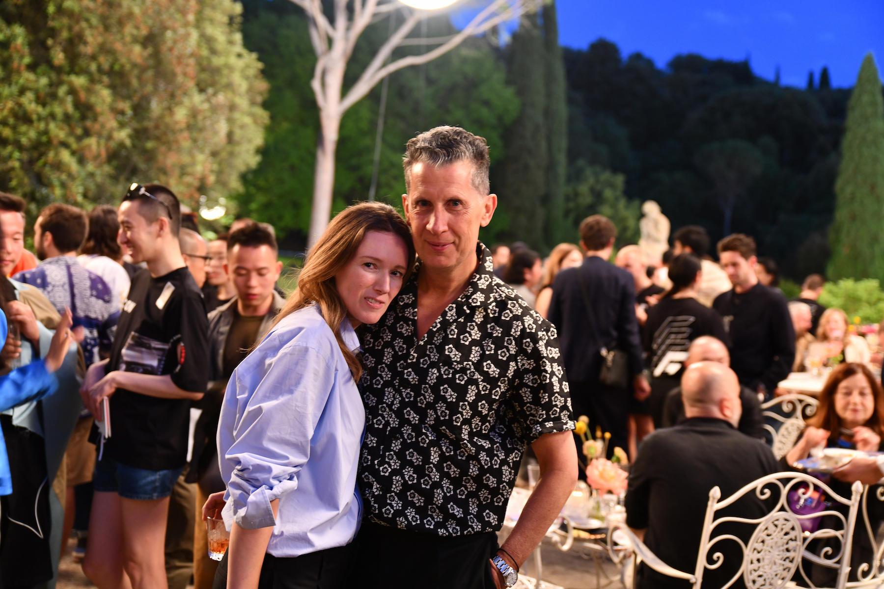 Givench Men_s Spring Summer 2020_Party _ Guests (7).jpg