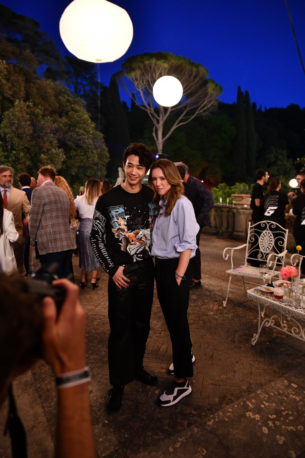 Givench Men_s Spring Summer 2020_Party _ Guests (12).jpg