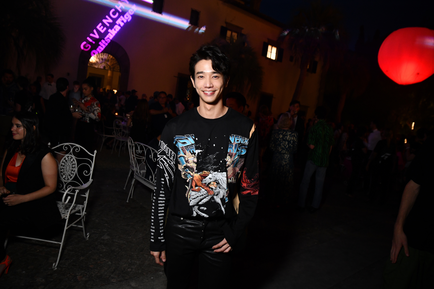 Givench Men_s Spring Summer 2020_Party _ Guests (14).jpg