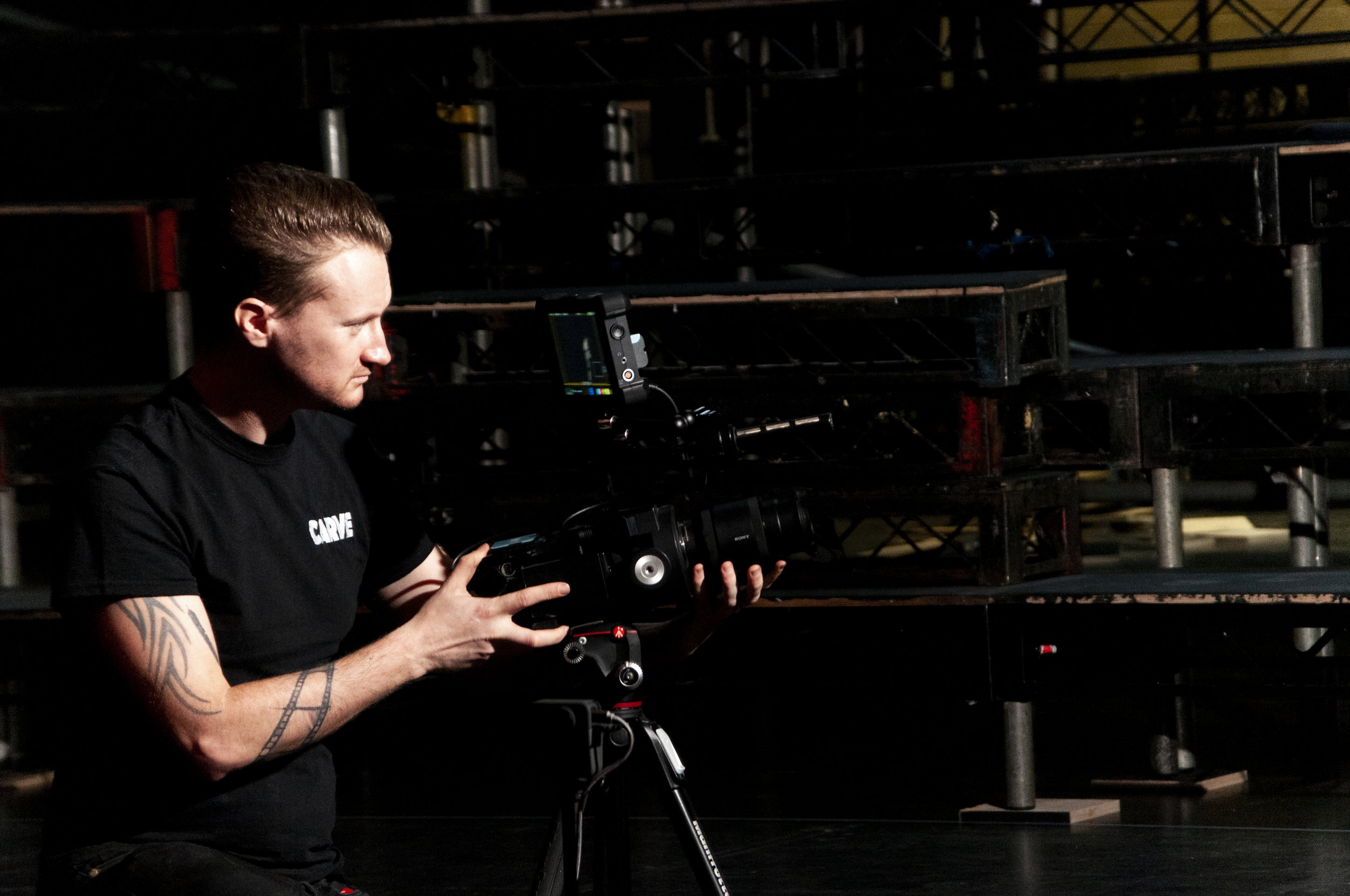 VIDEO PRODUCTION - Immersive and engaging videos produced for all your digital platforms.