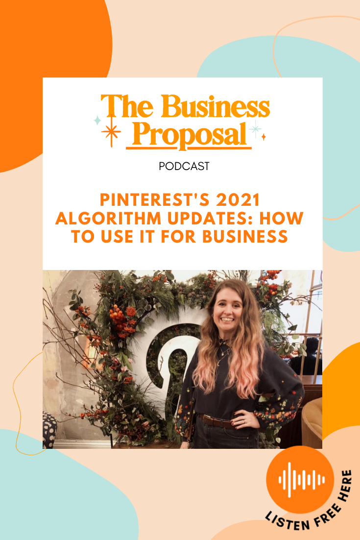 How to use Pinterest for Business   20 Platform Updates Podcast ...