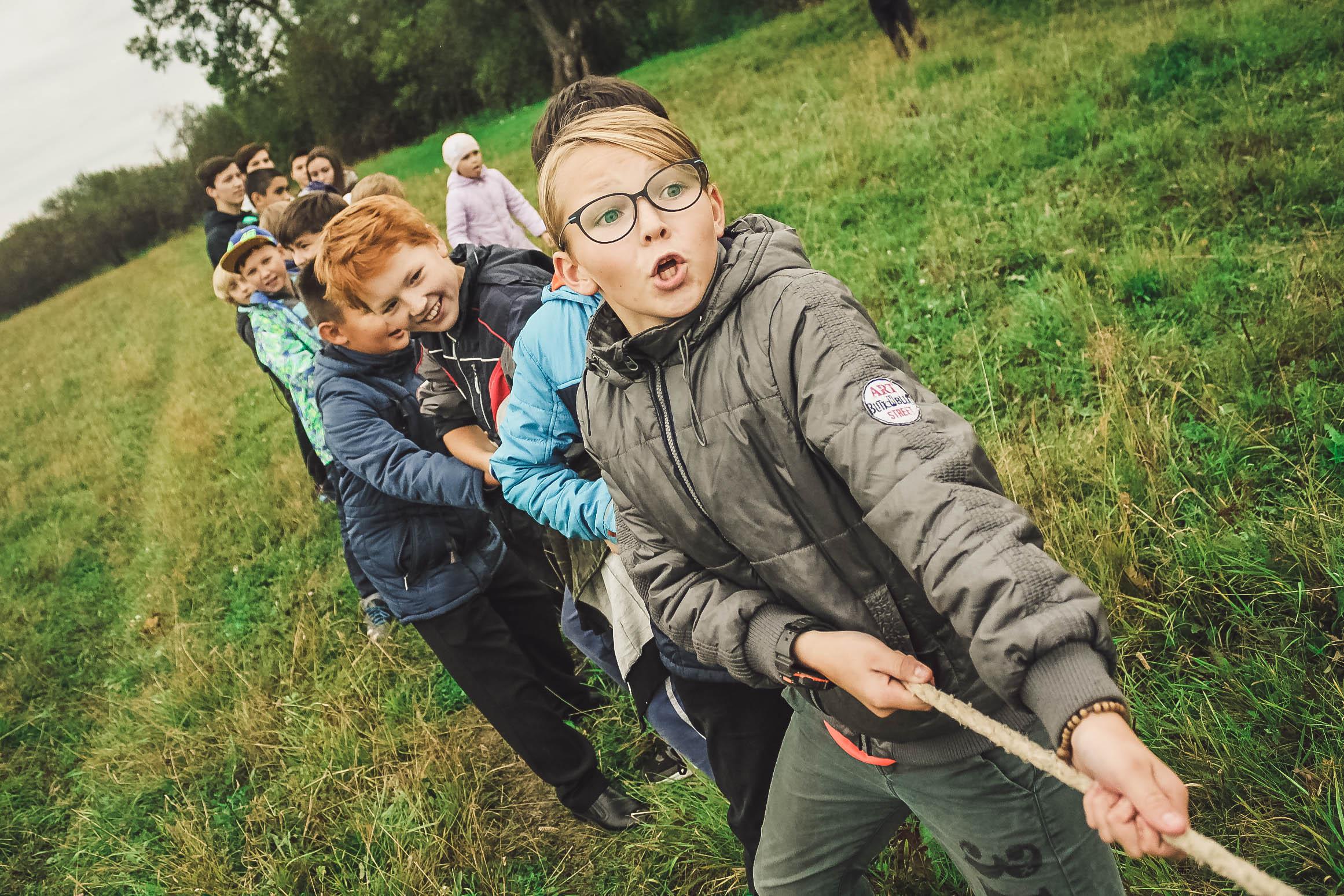 Activities with Children -