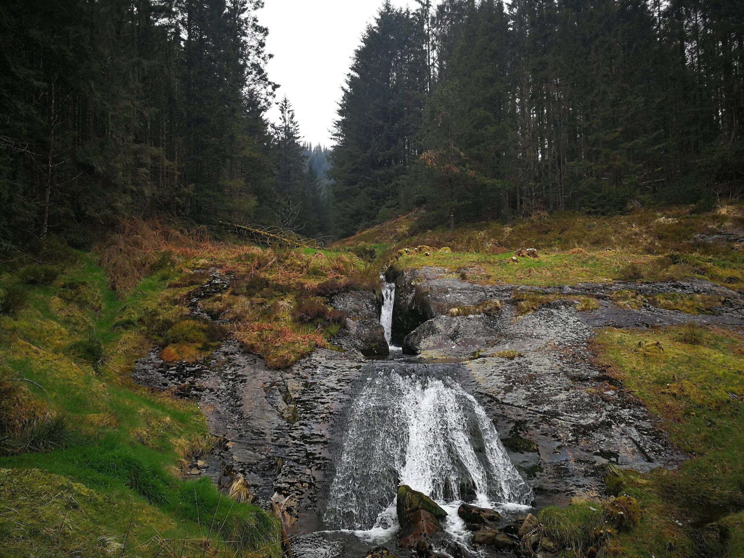 Hafren Forest Waterfall.jpg