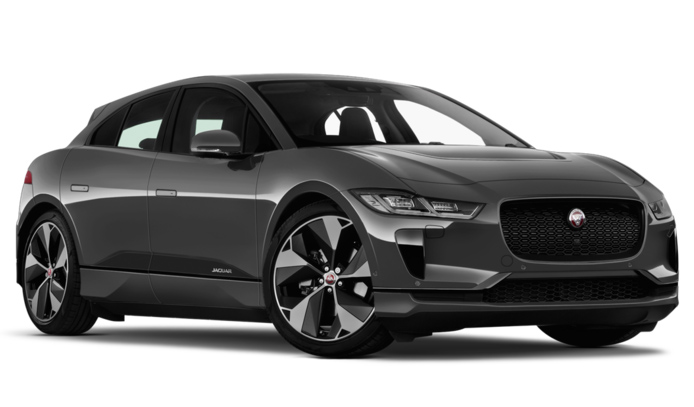 Test Drive the New Jaguar I-Pace Electric SUV
