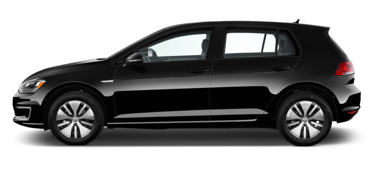 Lease a VW e-Golf with WeVee