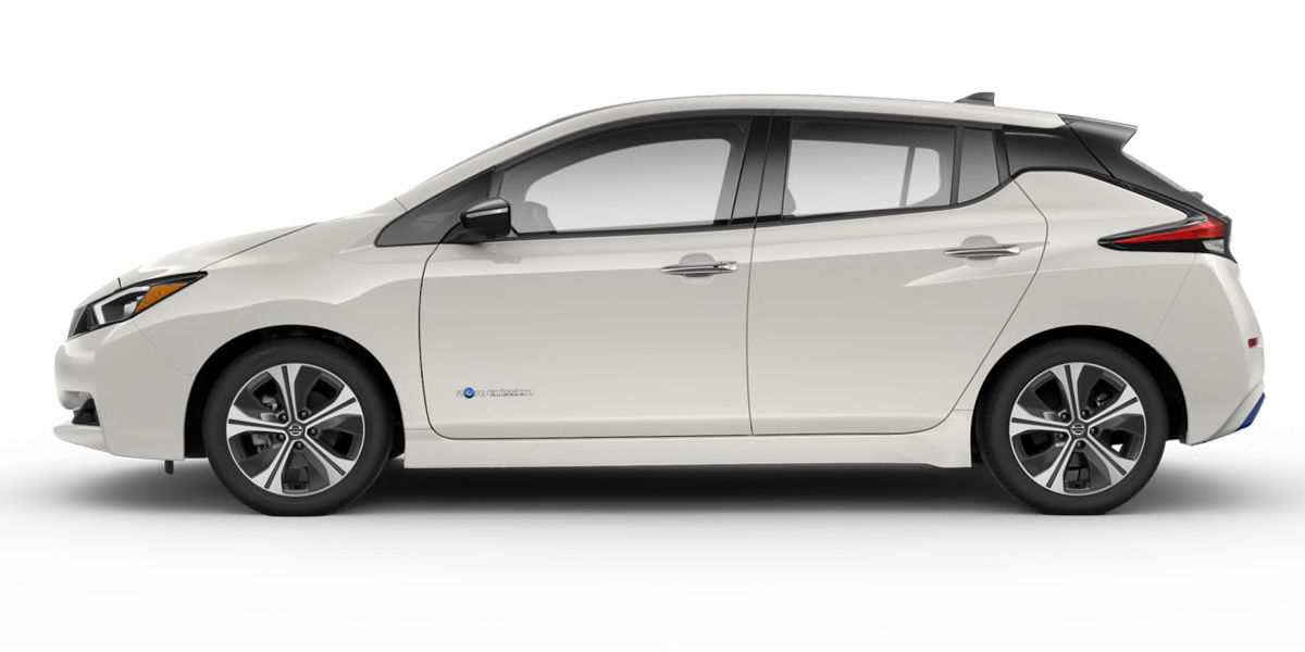 Lease the New Nissan Leaf