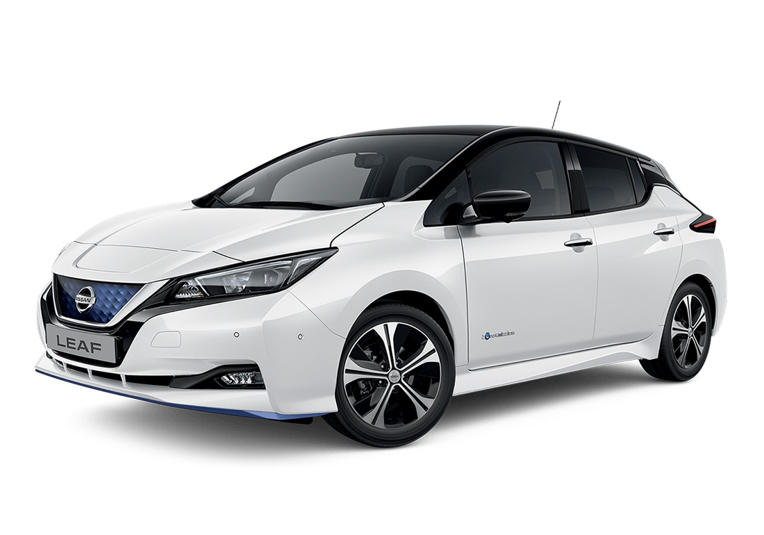 Test Drive the New Nissan Leaf for 7 days