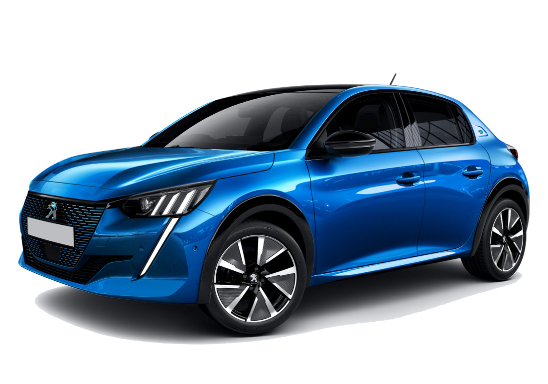Test-Drive the New Peugeot e-208 GT Electric SUV