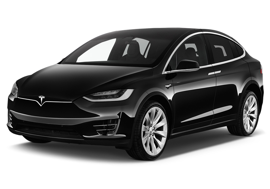 Lease a Tesla Model X with WeVee