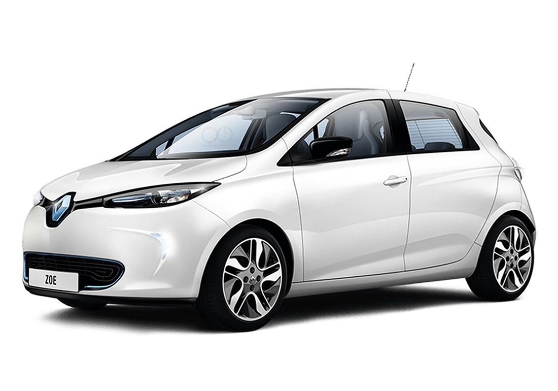 Test Drive a Renault Zoe EV for 7 Days