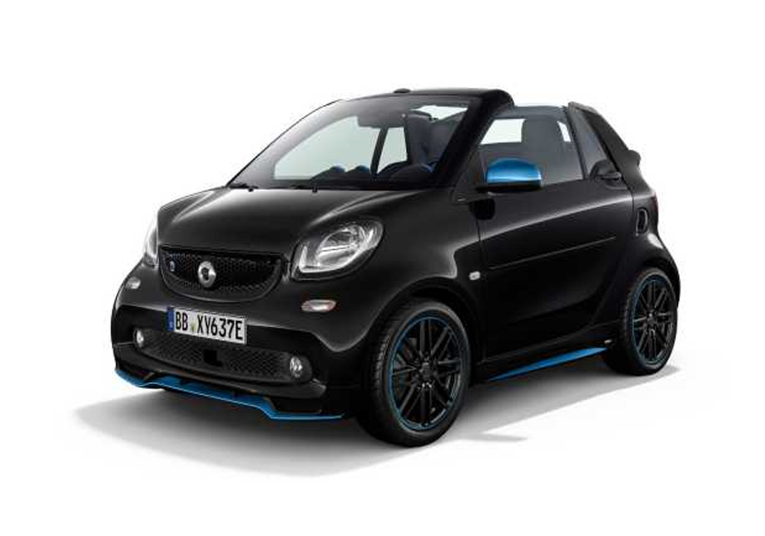 Test Drive a Smart EQ ForTwo Electric Car