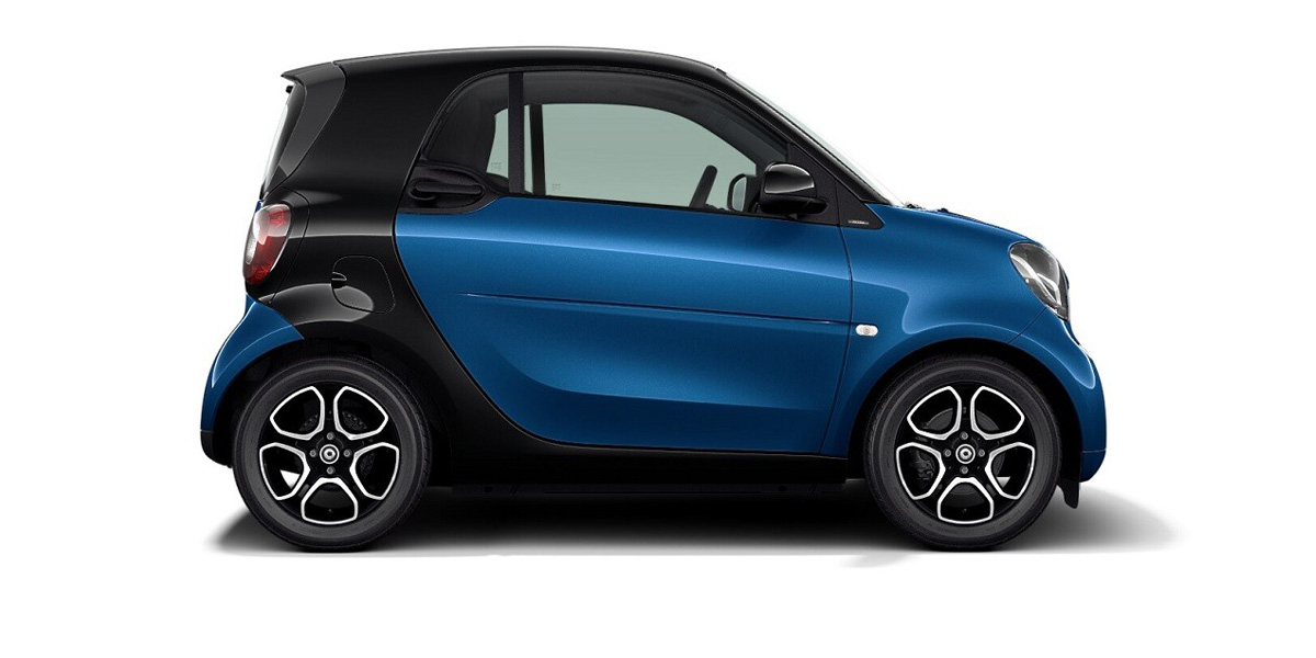 Lease a Smart EQ ForTwo Electric Car wit WeVee
