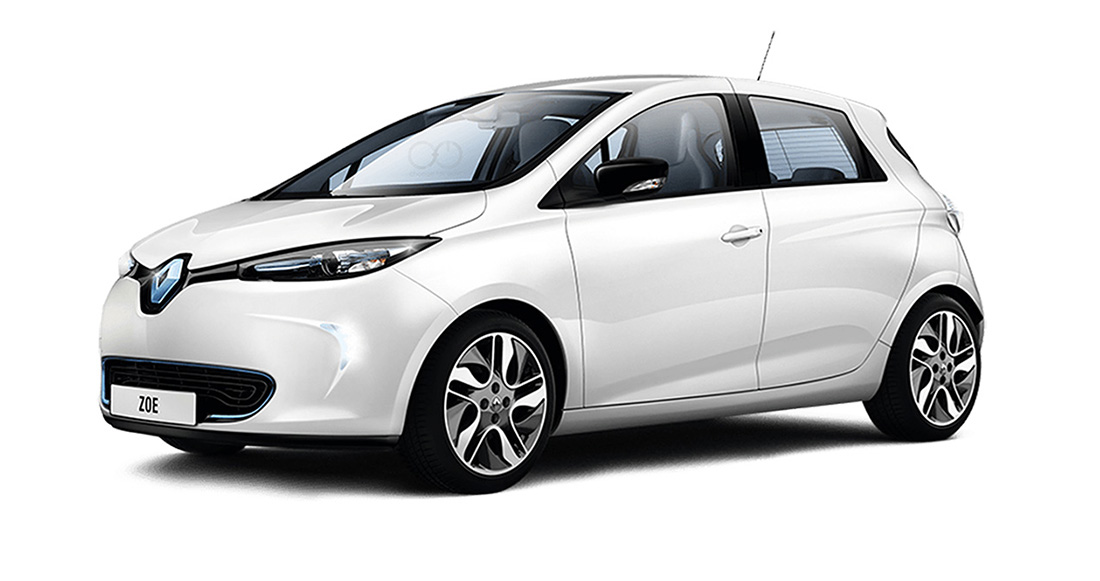 Test Drive a VW e-Golf, Smart EQ fortwo, Smart EQ forfour or the Renault Zoe.