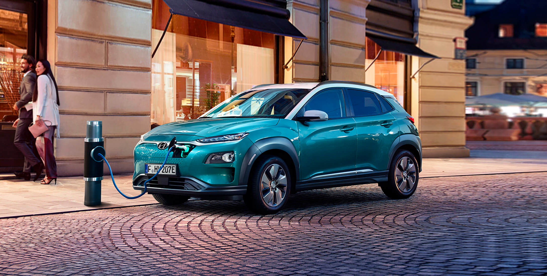 Hyundai Kona Electric Leases from the UK's EV experts | WeVee™
