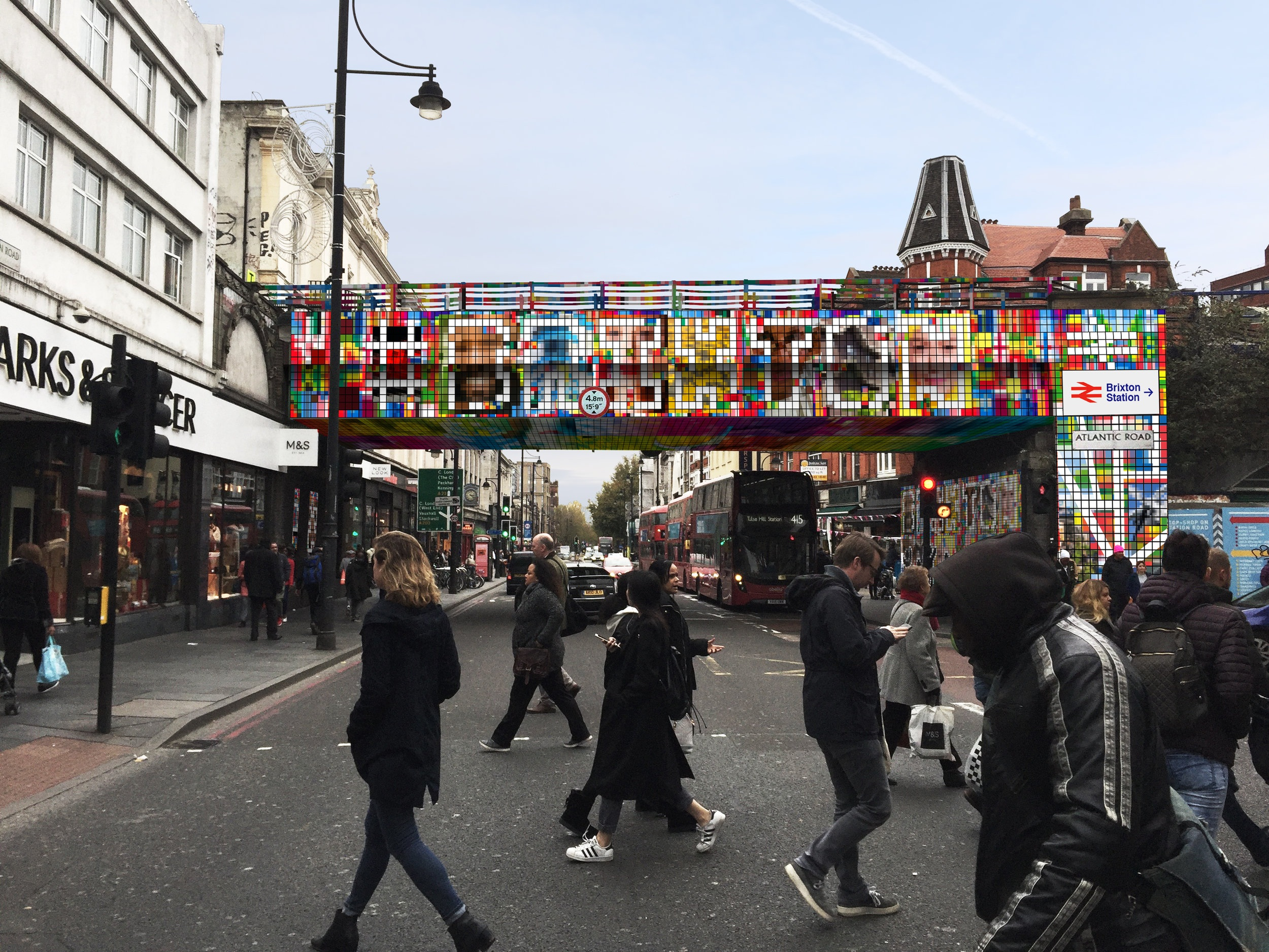 Brixton Pixel -