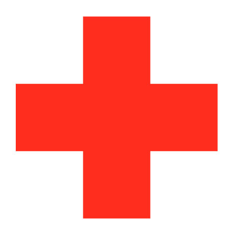 The british red cross -