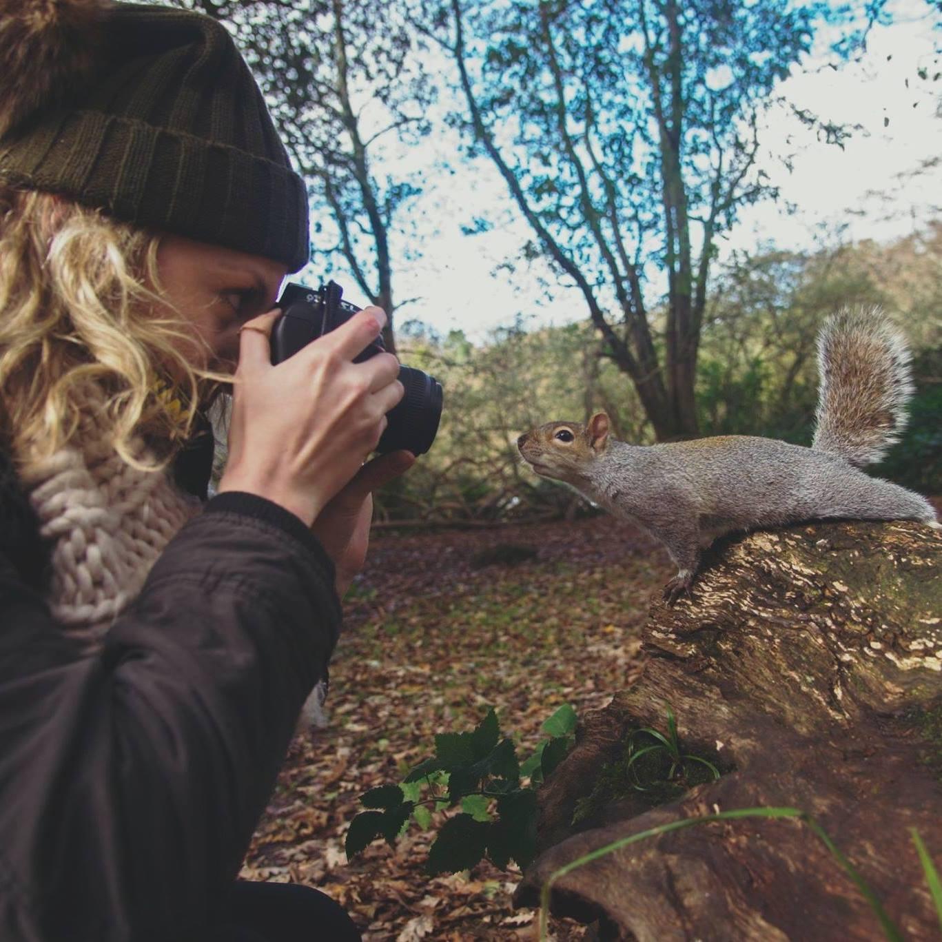 Elizabeth Streeter - Photographer & Filmmaker