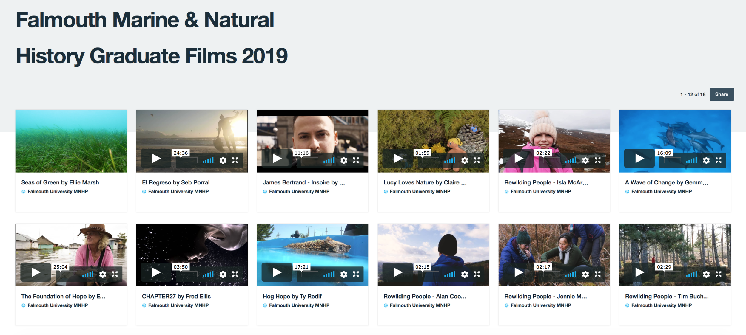 Click on the image to watch all our films on our dedicated Vimeo page.