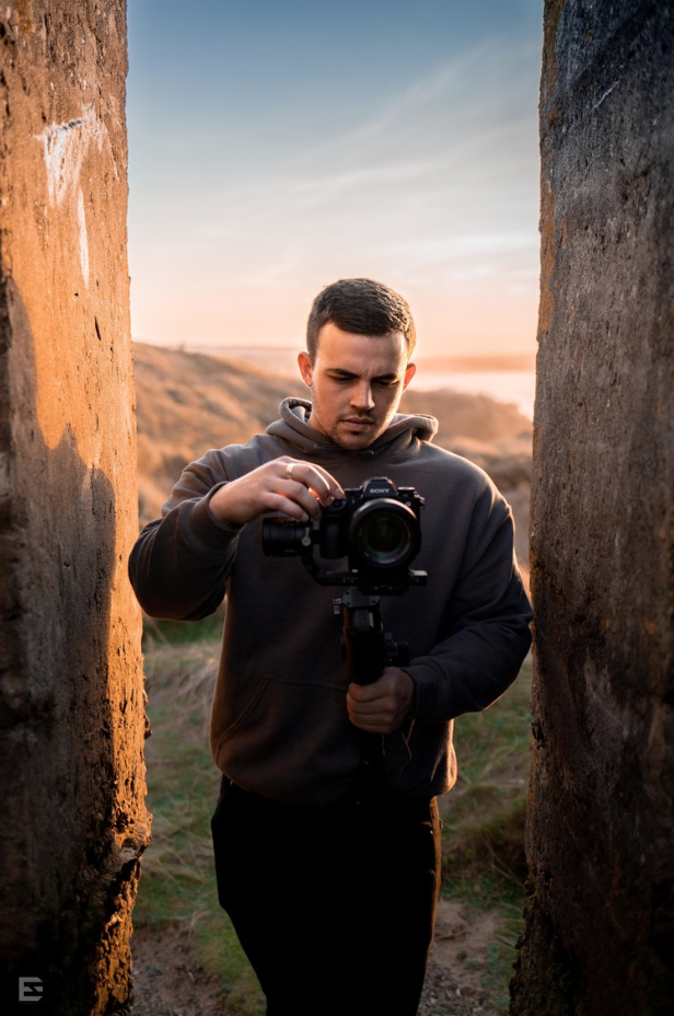 elliott harrison - Videographer & Creative