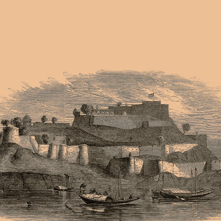 Fortress ofthe Rajas -