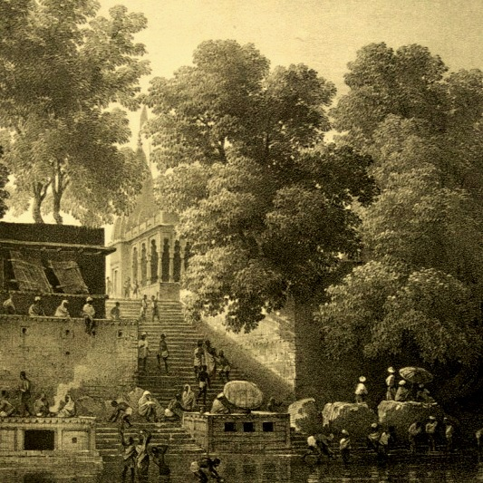 Temple ofthe Sage & Pond of the Skull Visit -