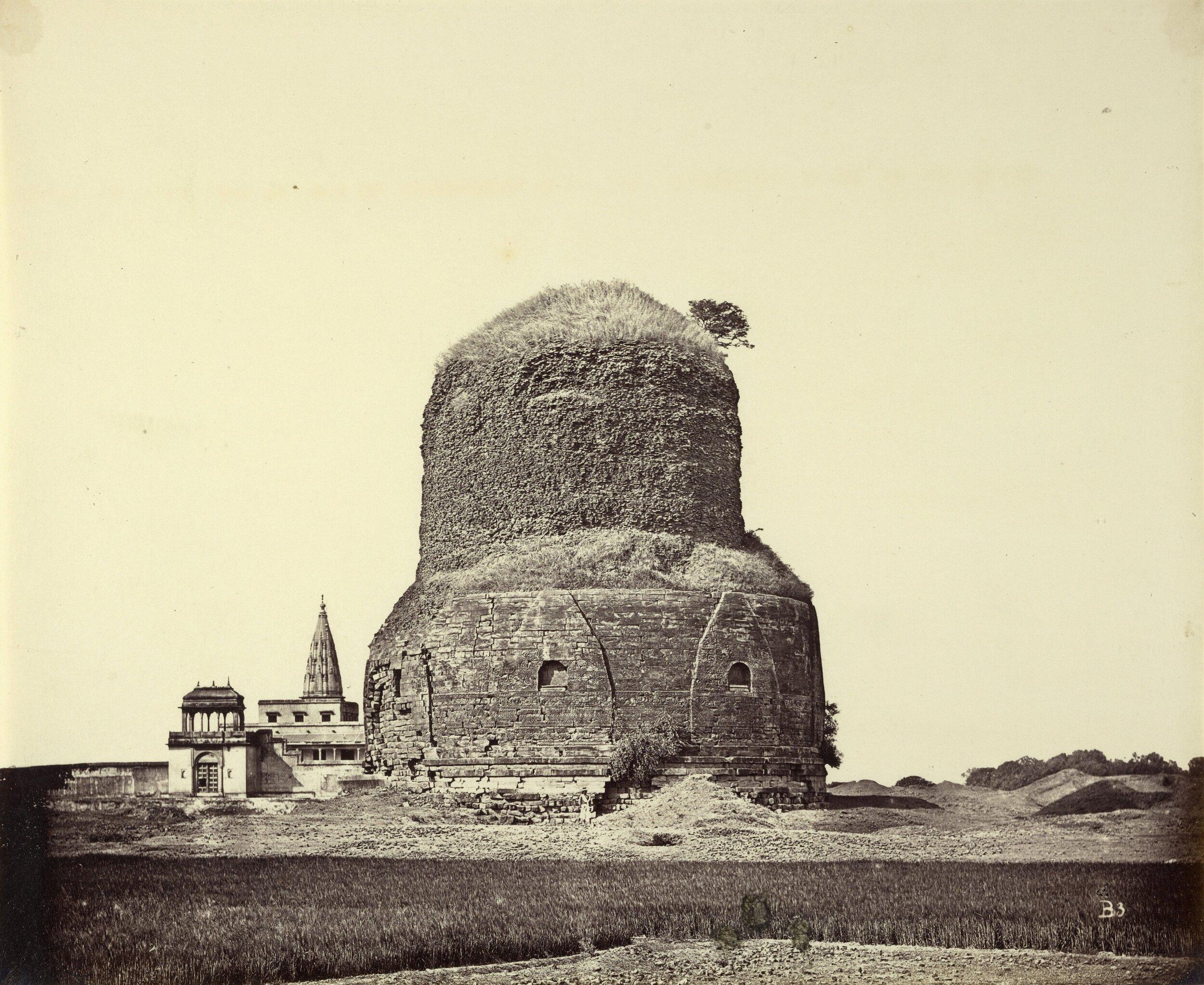 Sarnath Buddhist Pilgrimage -