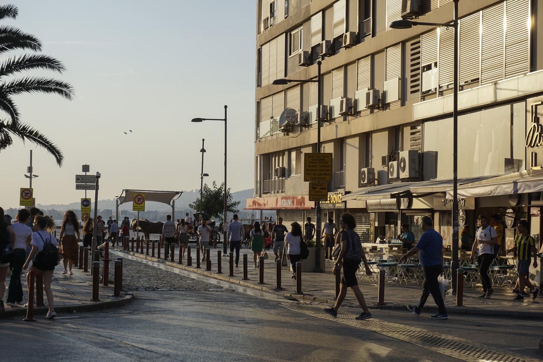 City Center of Izmir Project: we travel