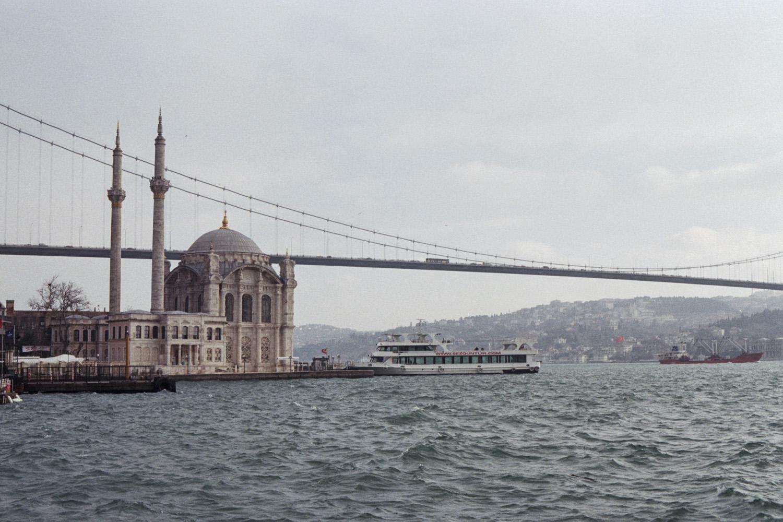 Bosphorus View from Ortakoy
