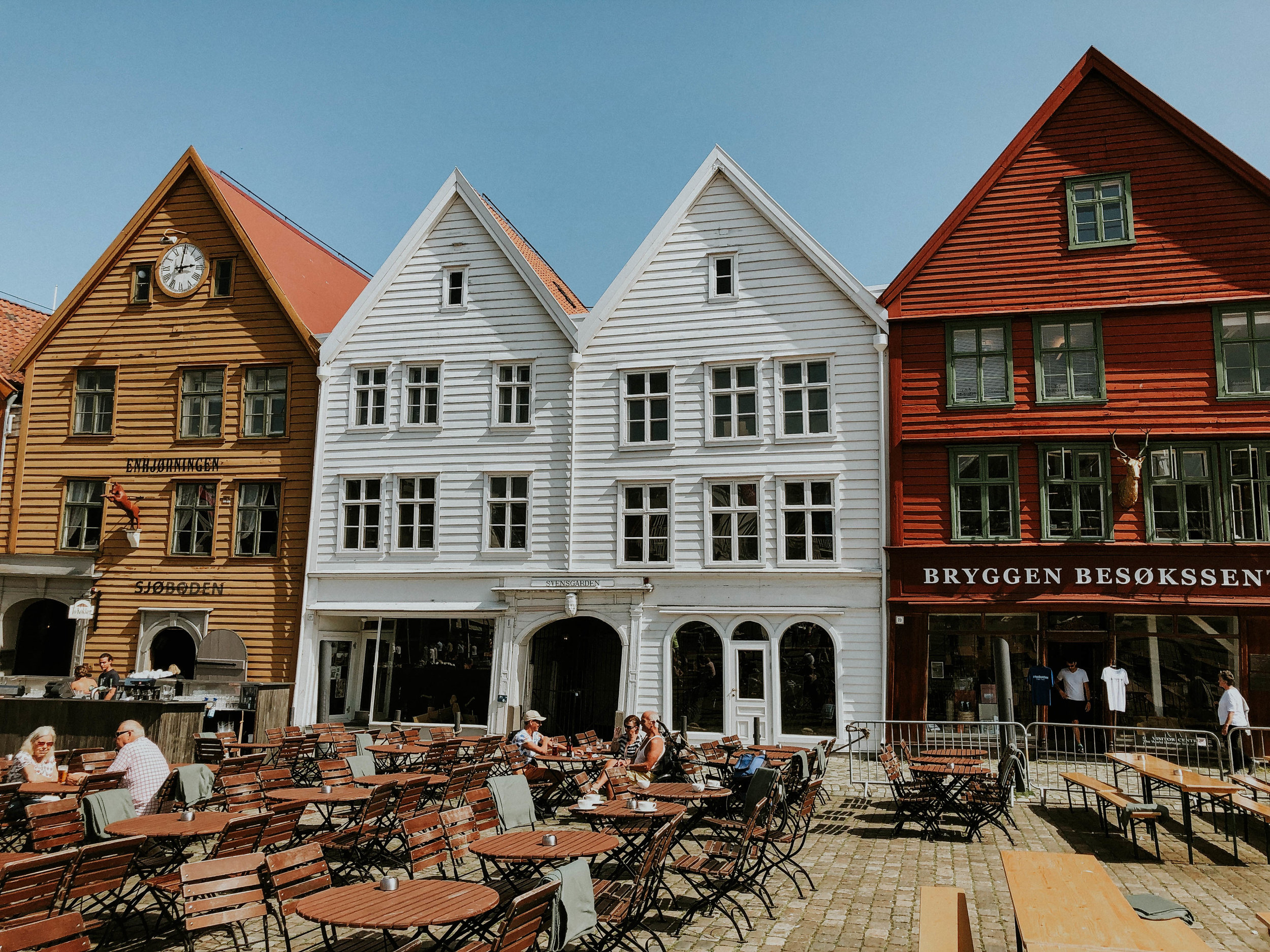 Bergen / Norway - houses - Project We Travel